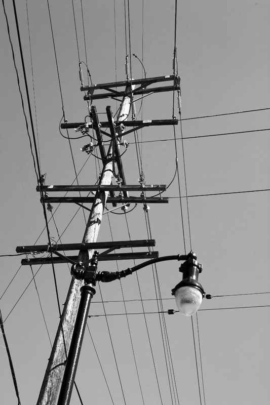 wirespolelight